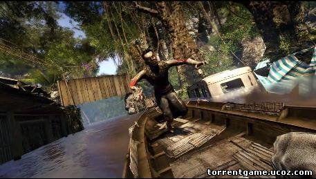 Компания Deep Silver показала новый трейлер к игре в жанре survival horror